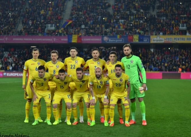 Romania-Danemarca 0-0 AN 26.03.2017