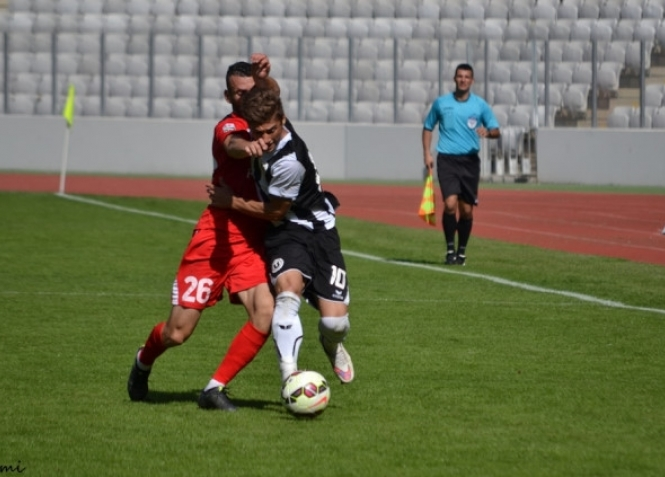 """U"" - Gaz Metan 0-1 AN 19.09.2015"